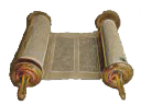 photo of scroll